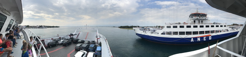 Komotini Ferry Boat
