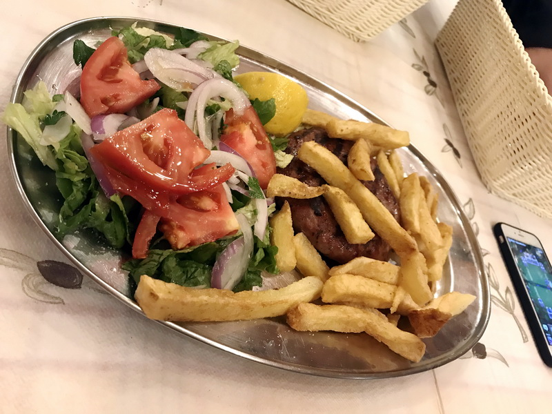 biftec Taverna  Iatrou